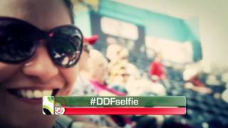 #DDFSelfie and Win Tickets For The Men's Final!