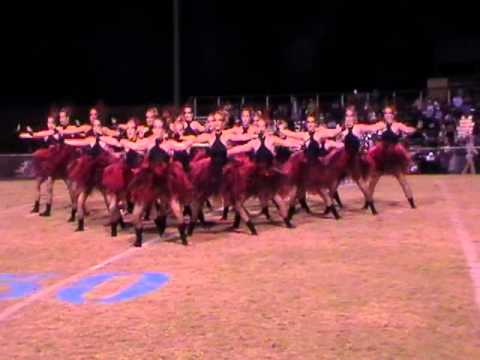 CHS Lightening dancing to Disturbia