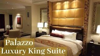 Palazzo Las Vegas -  Luxury King Suite