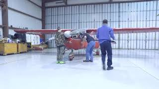 The Bird Craft Technology: Episode 017: Perfoming annual Inspection on C177B Airplane