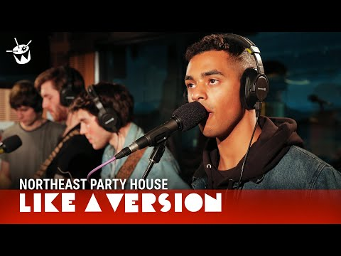 Northeast Party House cover Violent Soho 'Covered In Chrome' for Like A Version
