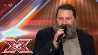 «Χαμένο νησί» τραγούδησε ο Χρήστος-Γεώργιος Βλαχόπουλος | Auditions | X Factor Greece 2019