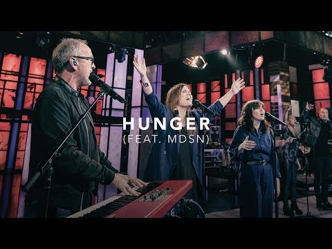 David & Nicole Binion - Hunger (Official Live Video)