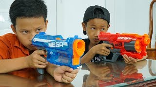 Đồ Chơi Bắn Súng NERF Ăn Tiền: NERF WAR MONEY SHOT