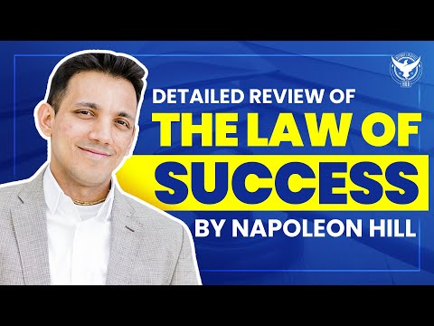 Detailed Review Of The Law Of Success by Napoleon Hill