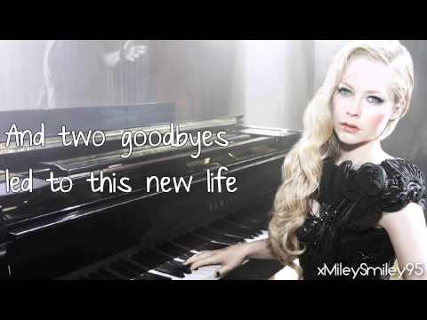 Avril Lavigne ft. Chad Kroeger - Let Me Go (with lyrics)