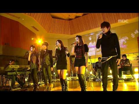 K.will&Brown eyed girls - Sign, 케이윌&브라운아이드걸스 - 사인, Lalala 20091224