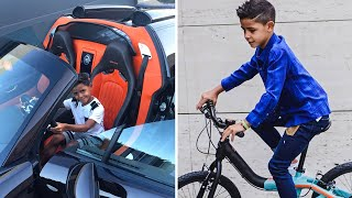 This is How the Son of Cristiano Ronaldo Lives...