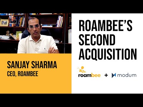 CEOs Speak About Roambee's Second Acquisition: Modum