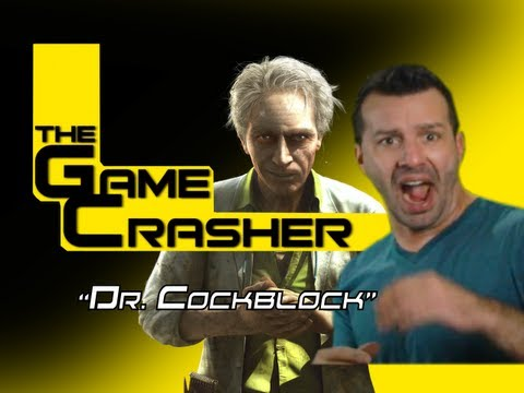 Game Crasher Ep2 Far Cry 3 Dr. Cockblock - Smashpipe Film