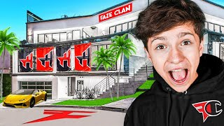 Surprising 13 Year Old with $3,500,000 Gaming House