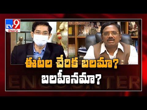 Ex MP Vivek in Encounter with Murali Krishna- Live