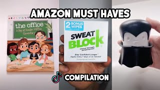 Amazon Finds You Didn't Know You Needed Part 2 TikTok Compilation