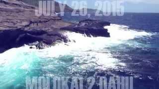 2015 Molokai 2 Oahu - The Preview