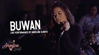 Angeline Quinto -  Buwan (Live Performance)