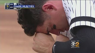 Toddler Hit By 100mph+ Baseball Recovering