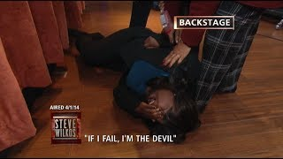 One Of The Wildest Results Ever!!! (The Steve Wilkos Show)