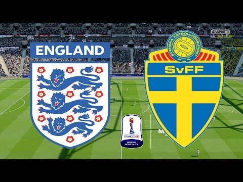 FIFA Women's World Cup 2019 3rd Place Final - England Vs Sweden - 06/07/19 - FIFA 19