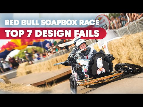 The Soapbox Design Fails You Didn't Know You Needed - Red Bull Soapbox Race