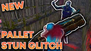 The *NEW* PALLET Stun Glitch is Ruining Survivor... | Dead by Daylight