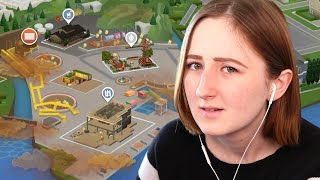 The new world in The Sims 4: Eco Lifestyle is... really good?!