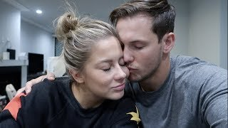 pregnancy + heartbreak | Shawn Johnson + Andrew East