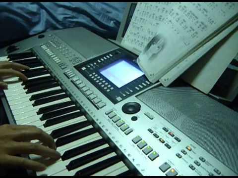 蔡旻佑-我想要說-電子琴彈奏