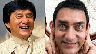 Jackie Chan is a Fan of '3 Idiots' of Actor Aamir Khan..