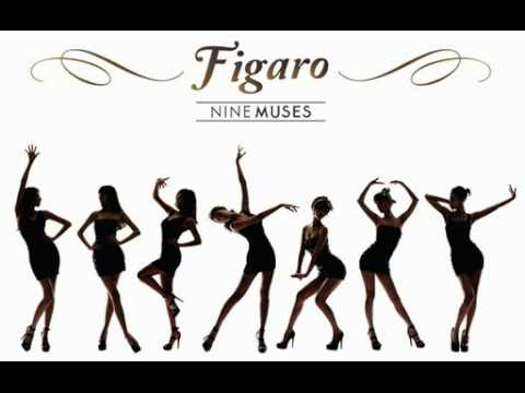 nine muses-figaro[AUDIO]