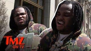 Rapper Tricks Our Camera Guy! | TMZ TV