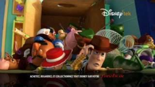 Disneytek sur votre freebox :  bande-annonce VO