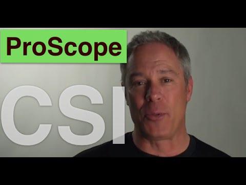 ProScope Magnifier Nov. 18th