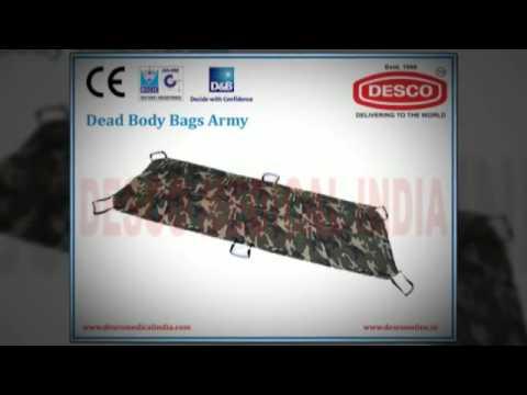 Heavy Duty Autopsy Veterinary Dead Body Bags