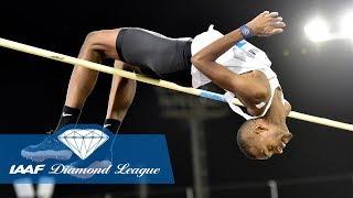 Top 13 Men's High Jump All-Time - IAAF Diamond League