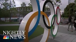 One Year Out From The Olympics, Tokyo Is Ready For Its Close Up   NBC Nightly News