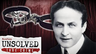 The Suspicious Death Of Harry Houdini
