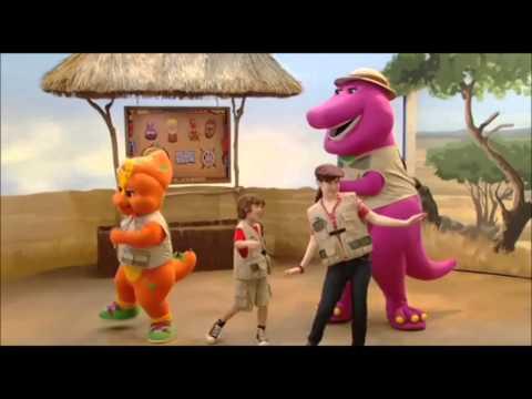 Barney Elephant Songs