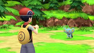 Return to the Sinnoh region in Pokémon Brilliant Diamond and Pokémon Shining Pearl!