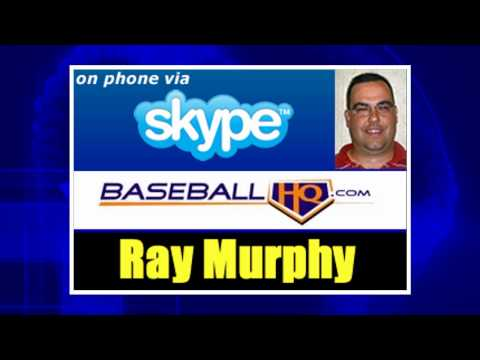 Episode 81: Ray Murphy from Baseball HQ & the annual Baseball Forecaster