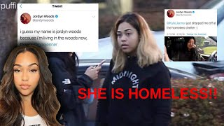 JORDYN WOODS RESPONDS TO KYLIE JENNER AND THE KARDASHIANS ALL DELETED TWEETS