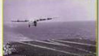 C-130 takes off and lands on a Carrier USS Forrestal