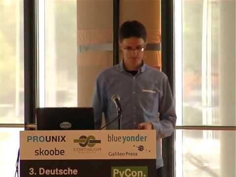 Image from ABGESAGT: IronPython - ein Hochzeitskuss zwischen C# und Python