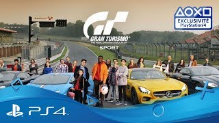 Gt sport :  bande-annonce
