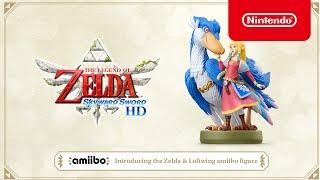 New amiibo launching with The Legend of Zelda: Skyward Sword HD