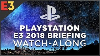 E3 2018 Sony Press Conference: LIVE with Commentary! | Polygon @ E3 2018
