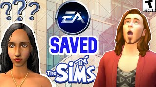 EA SAVED SIMS? WILL WRIGHT INTERVIEW