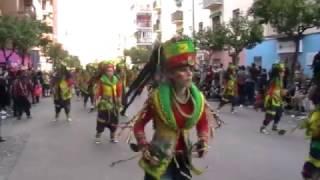 Caribe, desfile de 2017