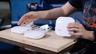 Tested: Eero Wi-Fi Router and Extender