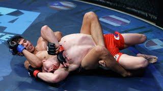 Gilbert Urbina vs Angelo Tevino Full Fight | MMA | Combate Dallas