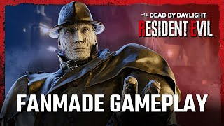 Dead By Daylight | RESIDENT EVIL | Gameplay Concept